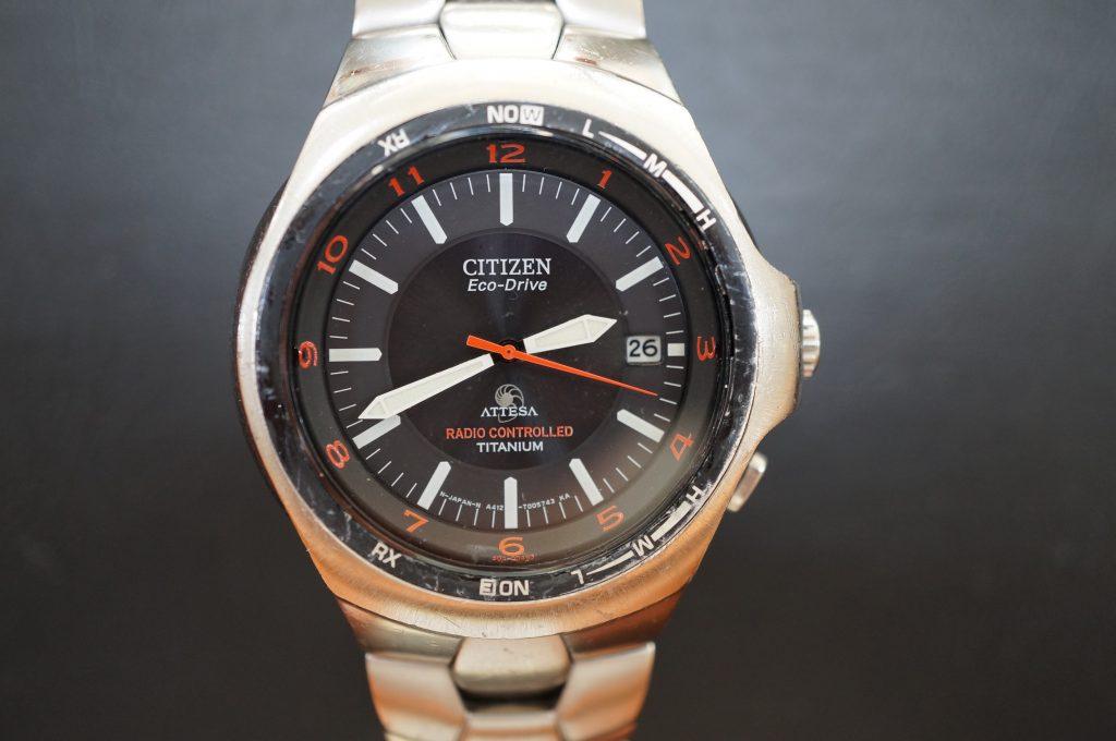 No.738  CITIZEN (シチズン) クォーツ腕時計を修理しました