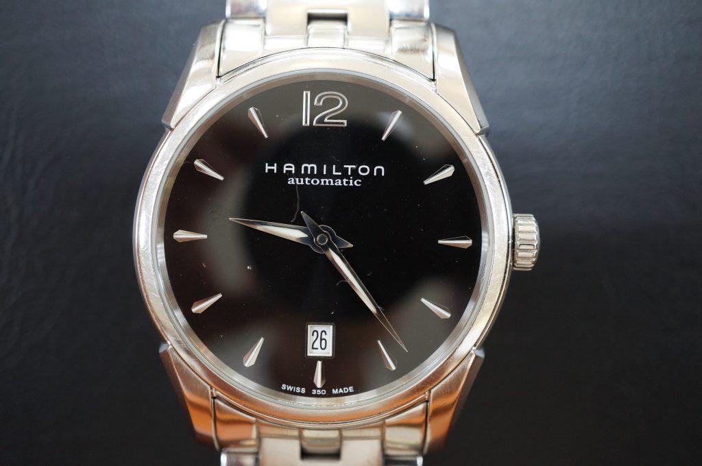 No.734   HAMILTON (ハミルトン) 自動巻き腕時計を修理しました