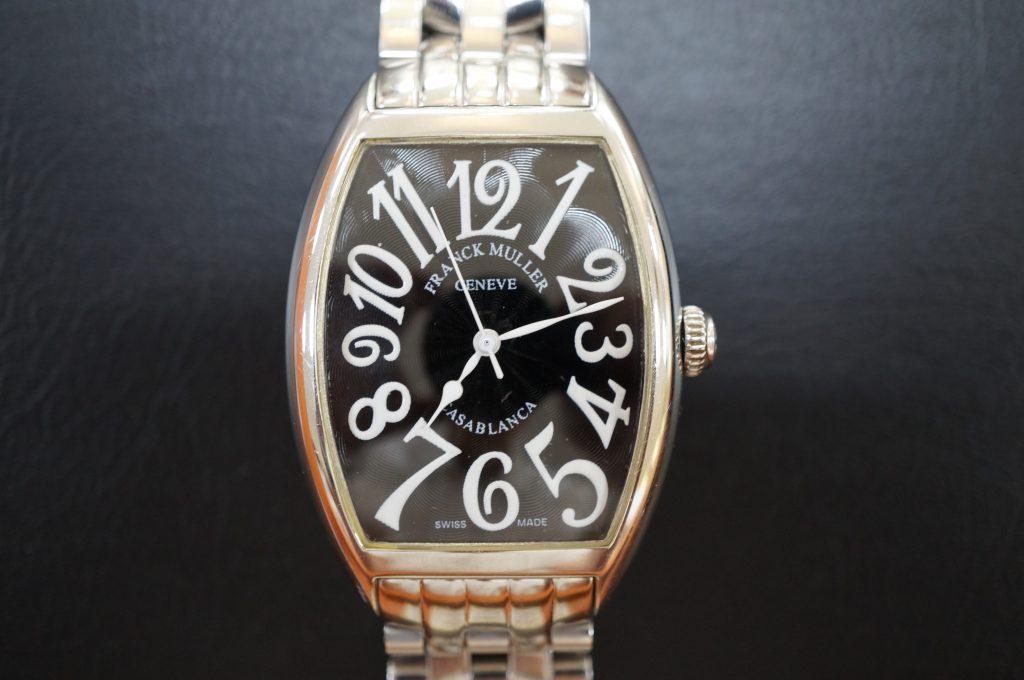 No.728  フランクミュラー  (コピー) クォーツ腕時計を修理しました