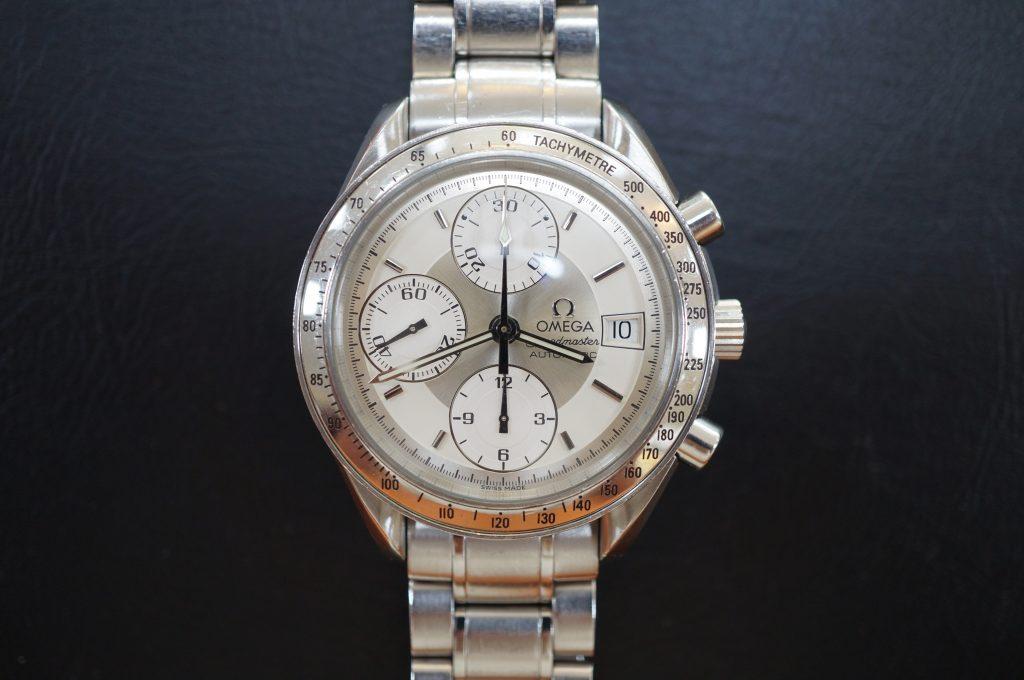 No.750  OMEGA Speedmaster (オメガスピードマスター) 自動巻き腕時計を修理しました