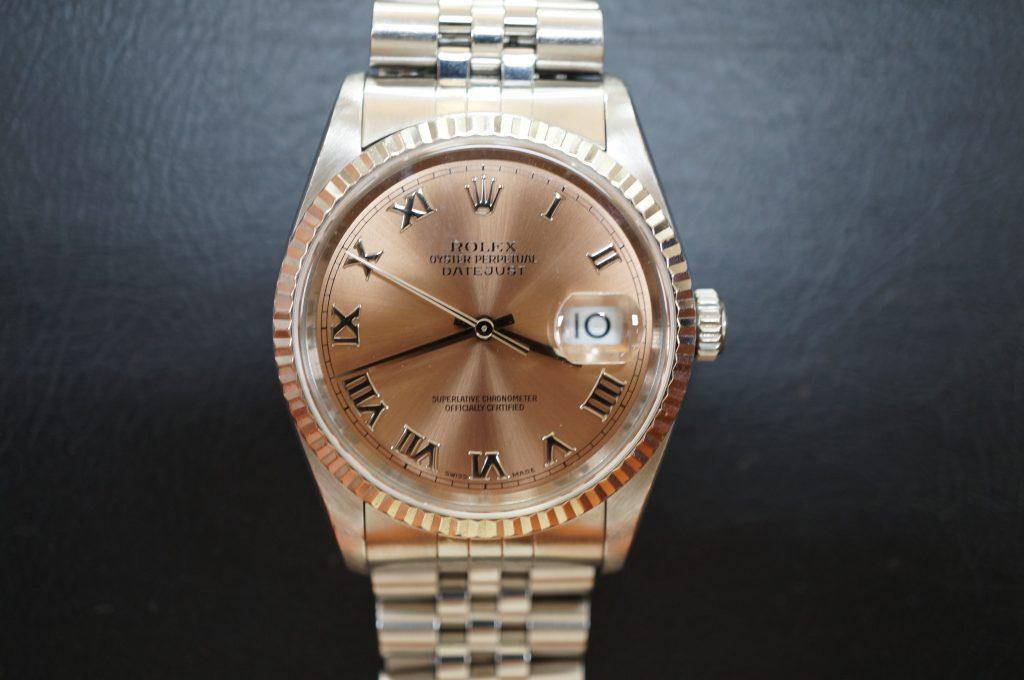 No.746  ROLEX (ロレックス) 自動巻き腕時計を修理しました