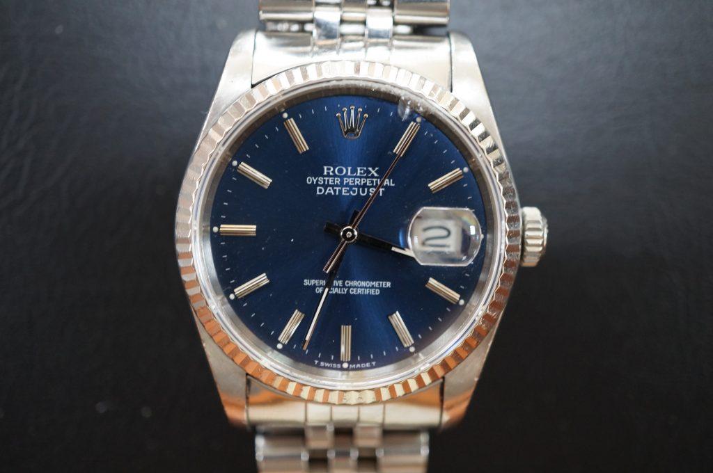 No.776  ROLEX (ロレックス) 自動巻き腕時計を修理しました