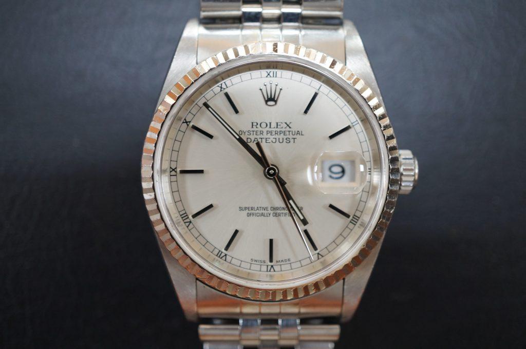 No.771  ROLEX (ロレックス) 自動巻き腕時計を修理しました