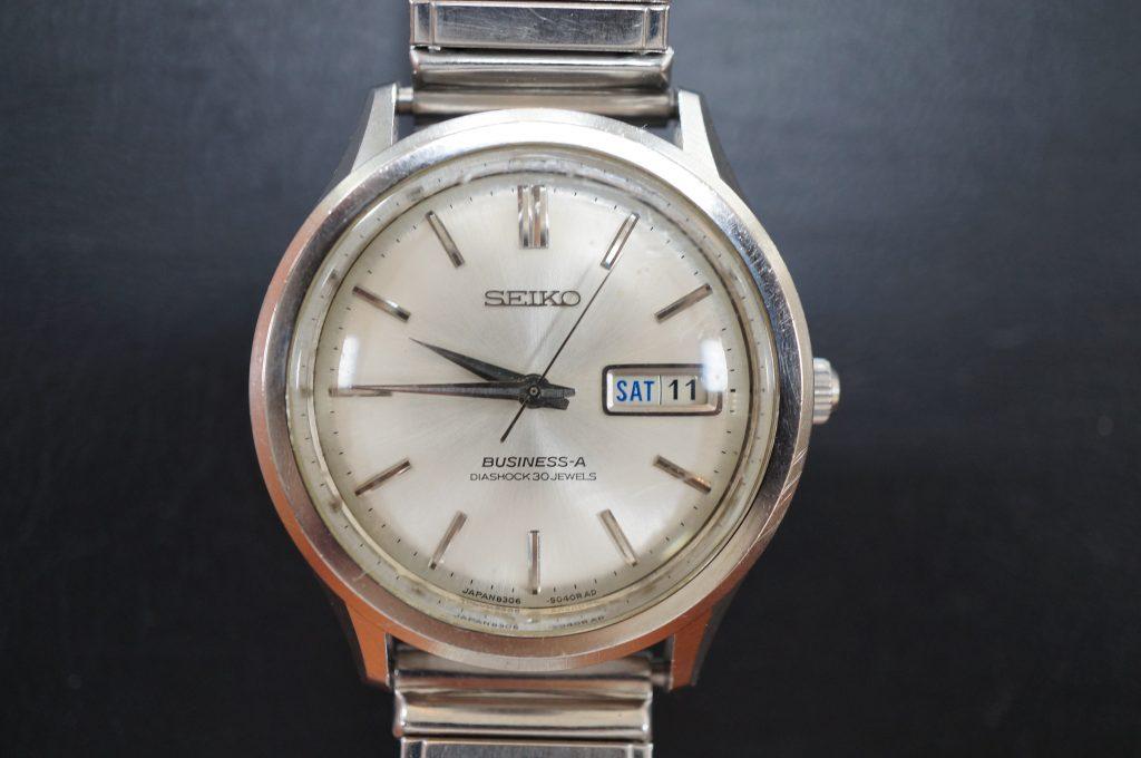 No.770  SEIKO   (セイコー) 自動巻き腕時計を修理しました