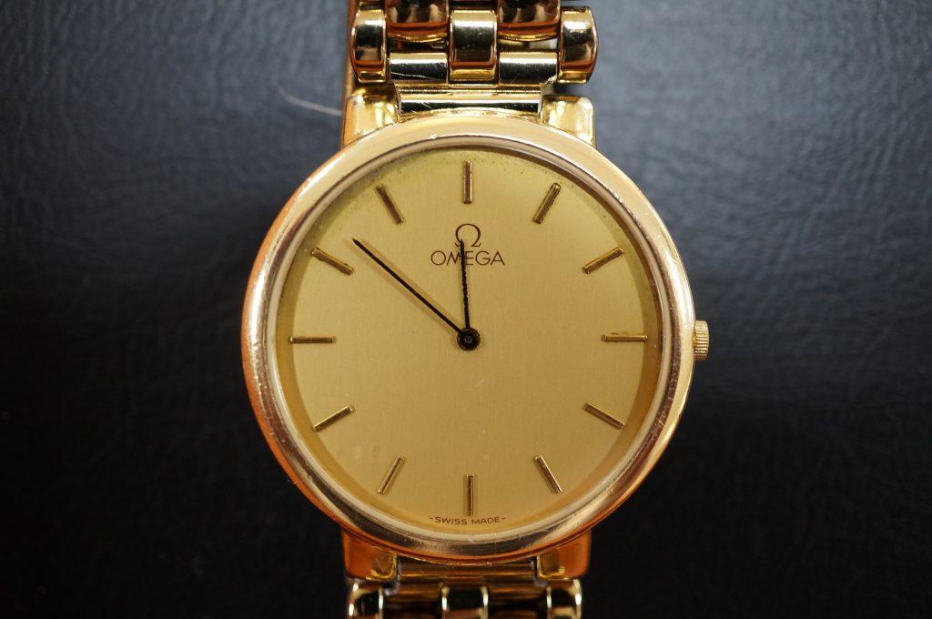 No.814  RADO (ラドー ) 手巻き腕時計を修理しました