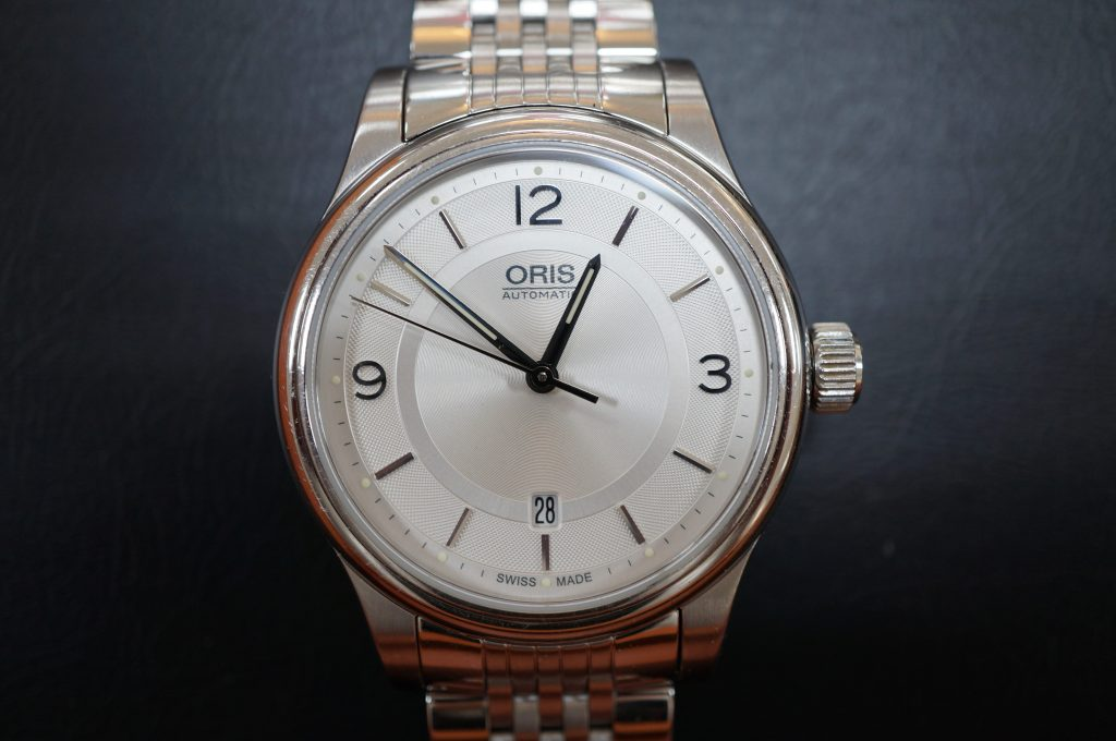 the latest d6079 a483a No.821 ORIS (オリス) 自動巻き腕時計を修理しました | 時光堂 ...