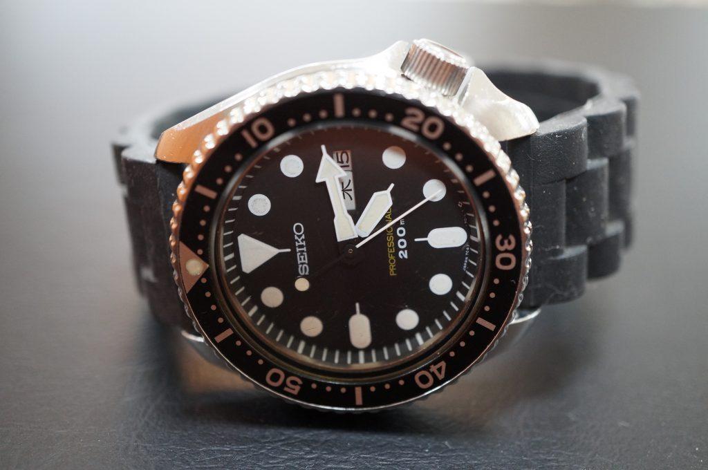 No.871  SEIKO(セイコー) クォーツ腕時計を修理しました