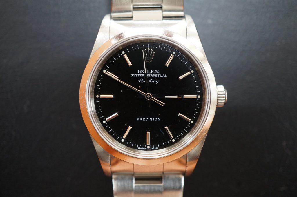 No.895  ROLEX (ロレックス ) 自動巻き腕時計を修理しました