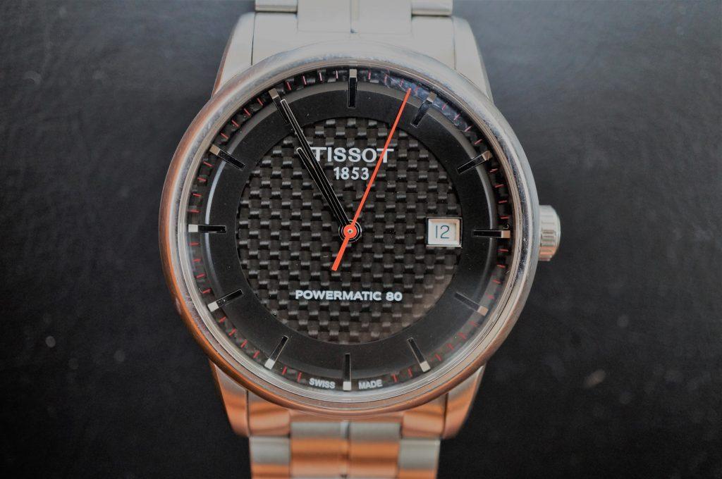 No.894  TISSOT (ティソ ) 自動巻き腕時計を修理しました