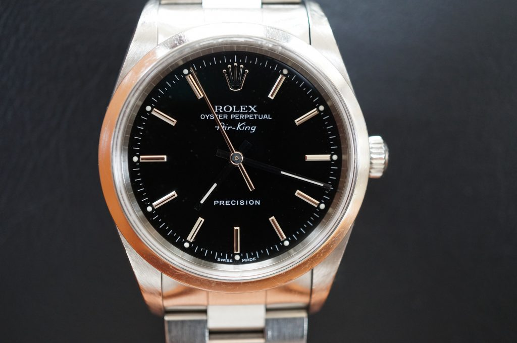 No.889  ROLEX (ロレックス ) 自動巻き腕時計を修理しました