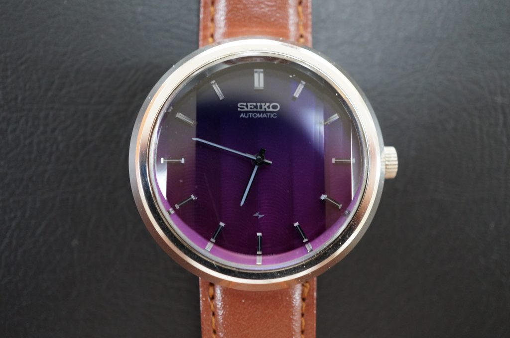 No.887  SEIKO  (セイコー) 自動巻き腕時計を修理しました