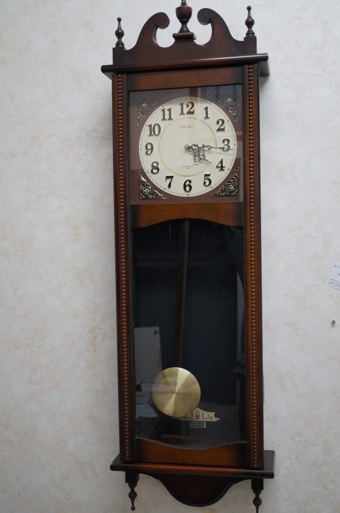 No.916  SEIKO(セイコー)電子クオーツ式 掛け時計を修理しました
