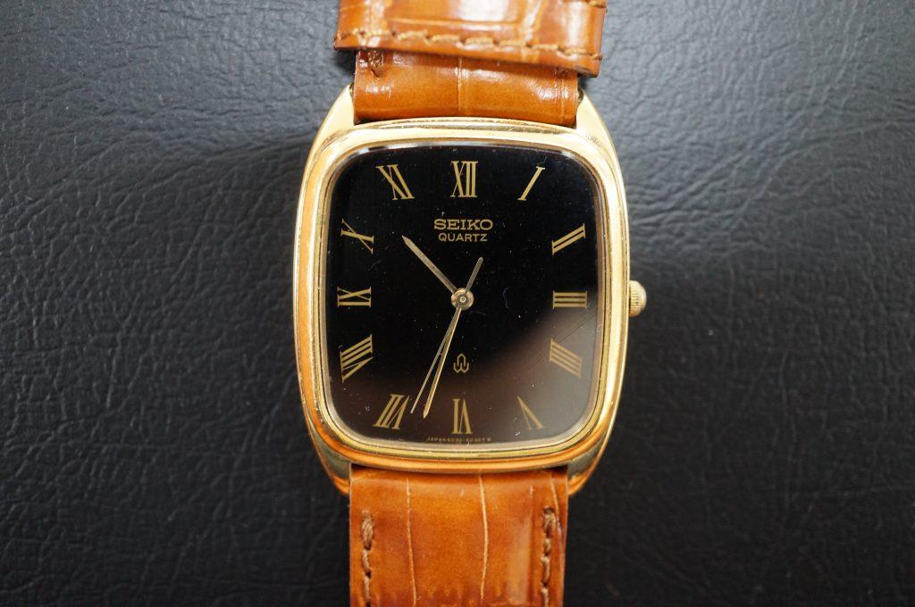 No.913  SEIKO  (セイコー) クォーツ腕時計を修理しました