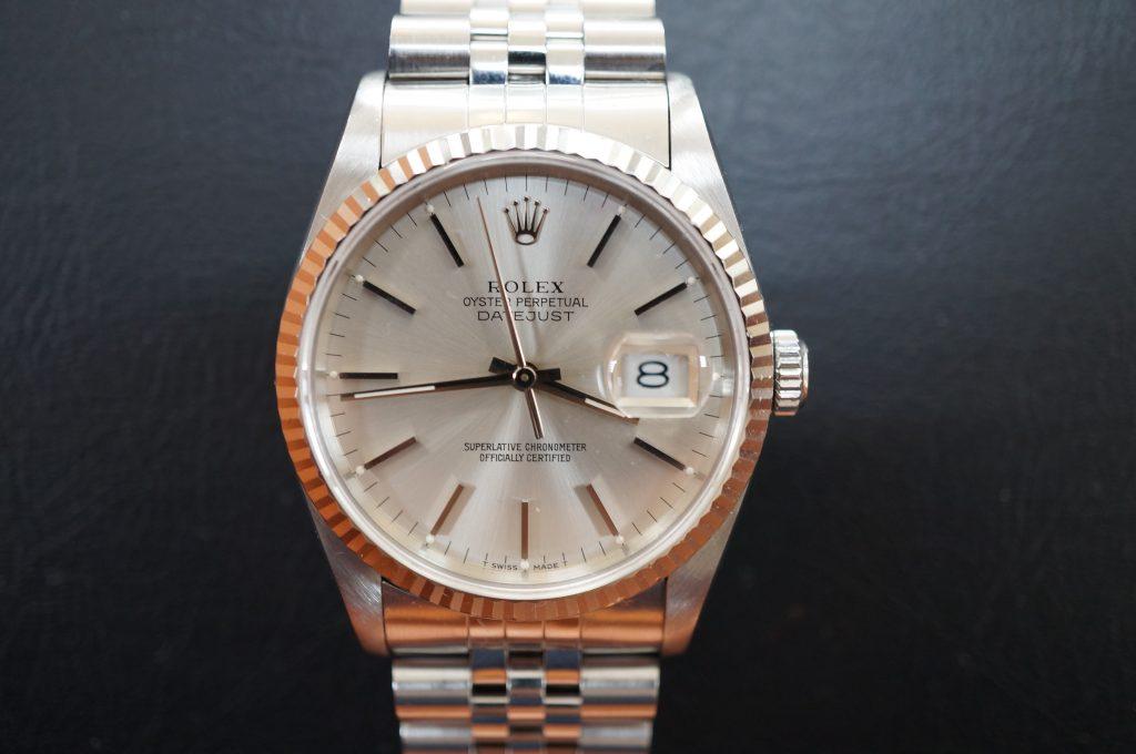 No.906  ROLEX (ロレックス ) 自動巻き腕時計を修理しました