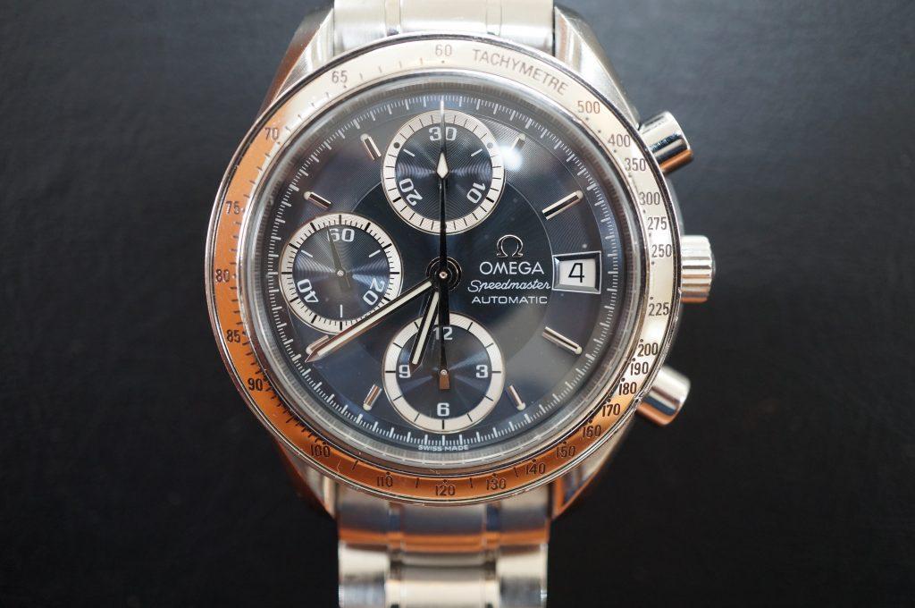 No.905  OMEGA Speedmaster (オメガスピードマスター) 自動巻き腕時計を修理しました