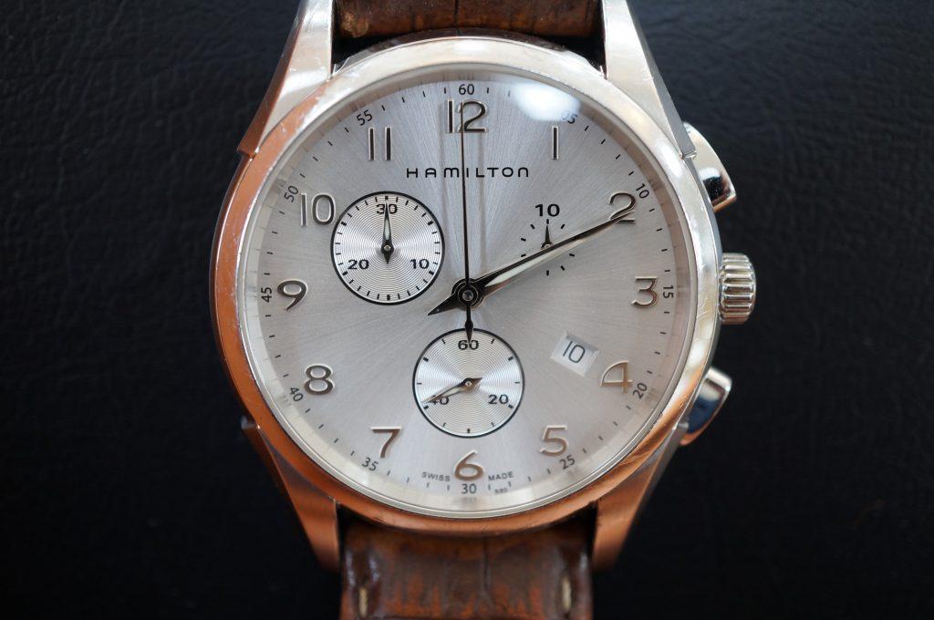 No.904  HAMILTON (ハミルトン) 自動巻き腕時計を修理しました