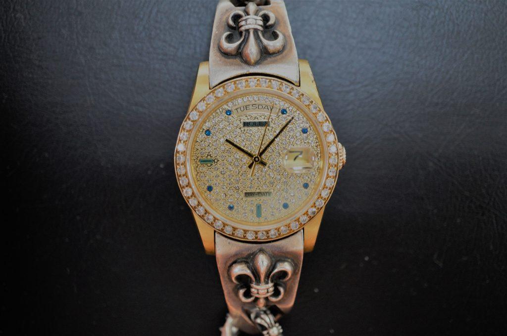 No.926  ROLEX (ロレックス オリジナル コピー ) 自動巻き腕時計を修理しました