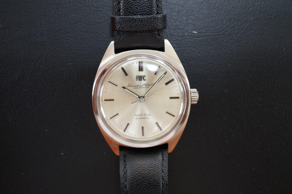 No.925  IWC  (インターナショナル・ウォッチ・カンパニー) 手巻き時計を修理しました