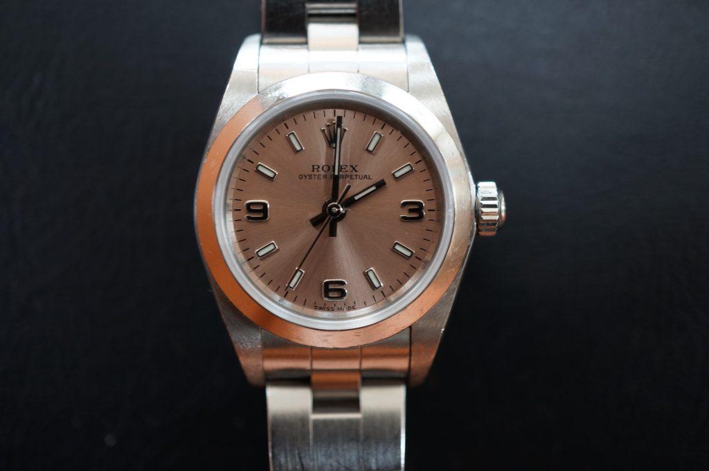 No.922  ROLEX (ロレックス ) 自動巻き腕時計を修理しました