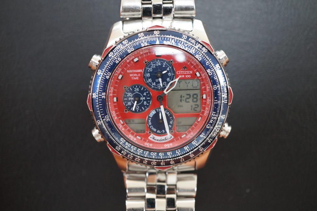 No.920  CITIZEN  (シチズン ) クォーツ腕時計を修理しました