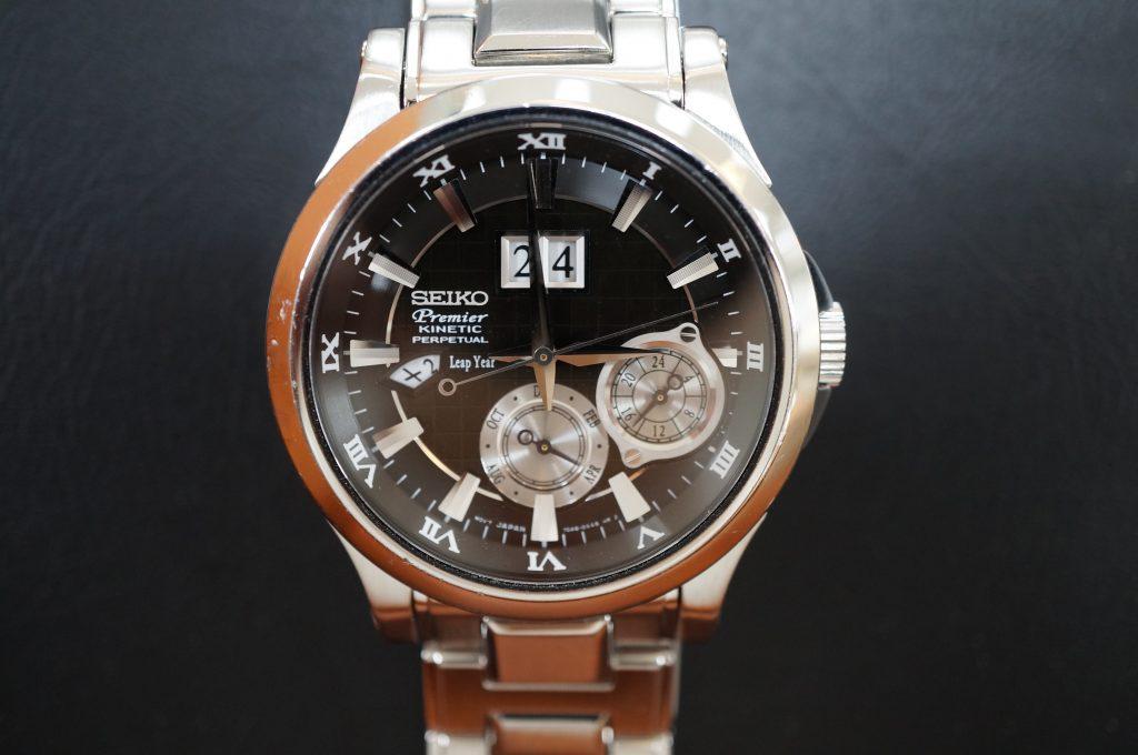 No.937  SEIKO (セイコー ) クォーツ腕時計を修理しました