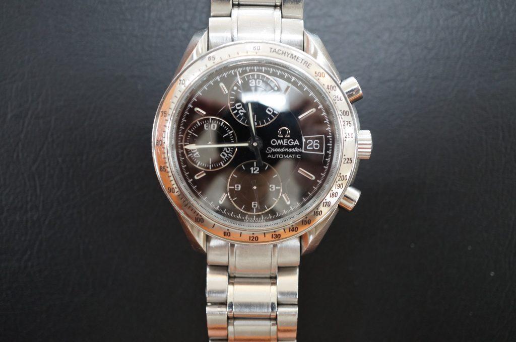 No.934  OMEGA Speedmaster (オメガスピードマスター) 自動巻き腕時計を修理しました
