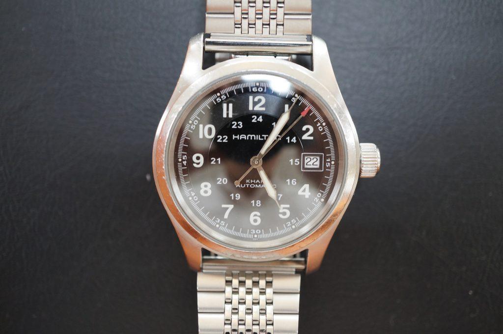 No.941  HAMILTON (ハミルトン) 自動巻き腕時計を修理しました