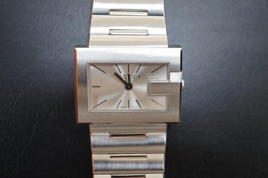 No.969  GUCCI (グッチ) クオーツ式腕時計を修理しました