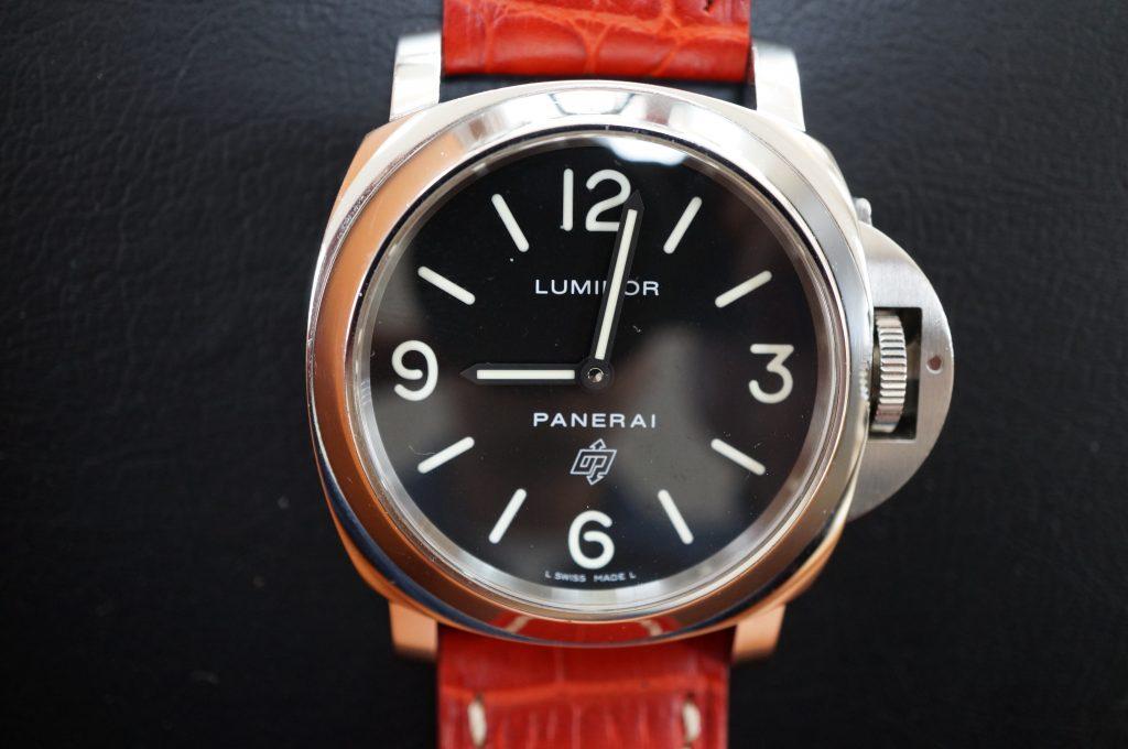 No.948  PANERAI (パネライ) 自動巻き腕時計を修理しました