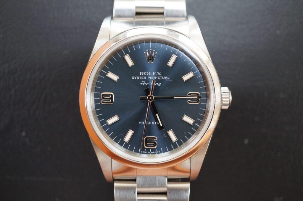 No.984  ROLEX (ロレックス ) 自動巻き腕時計を修理しました