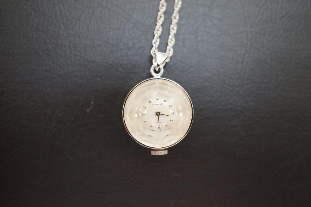 No.976  CITIZEN  (シチズン ) 手巻き腕時計を修理しました