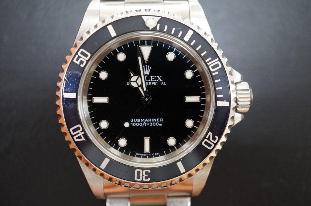 No.997  ROLEX (ロレックス ) 自動巻き腕時計を修理しました
