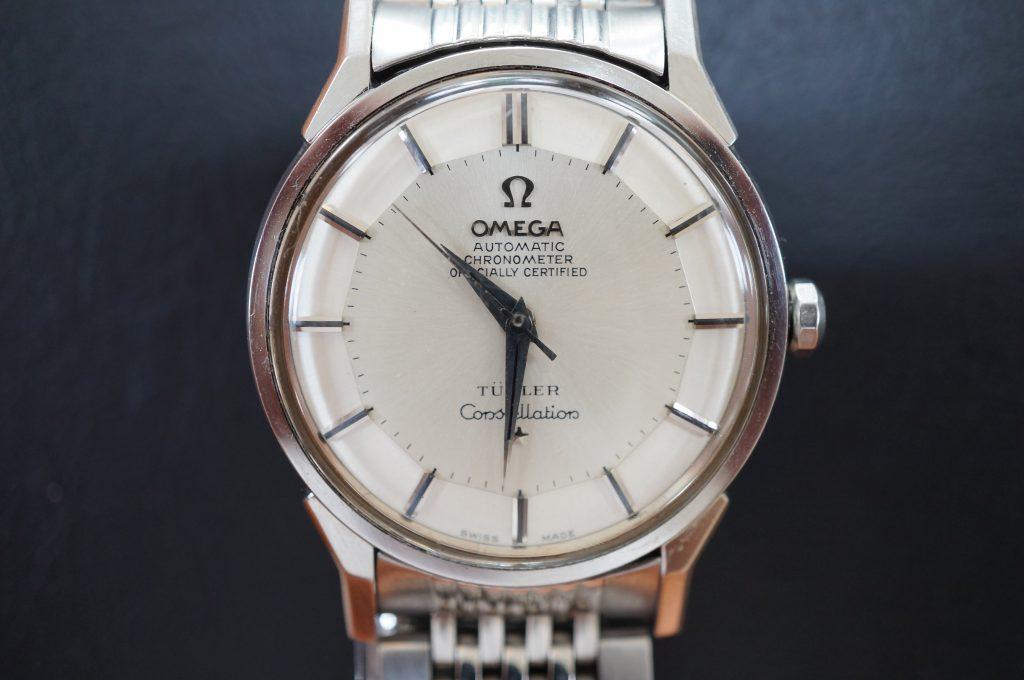 No.995  OMEGA  (オメガ) コンスティレーション 自動巻き腕時計を修理しました