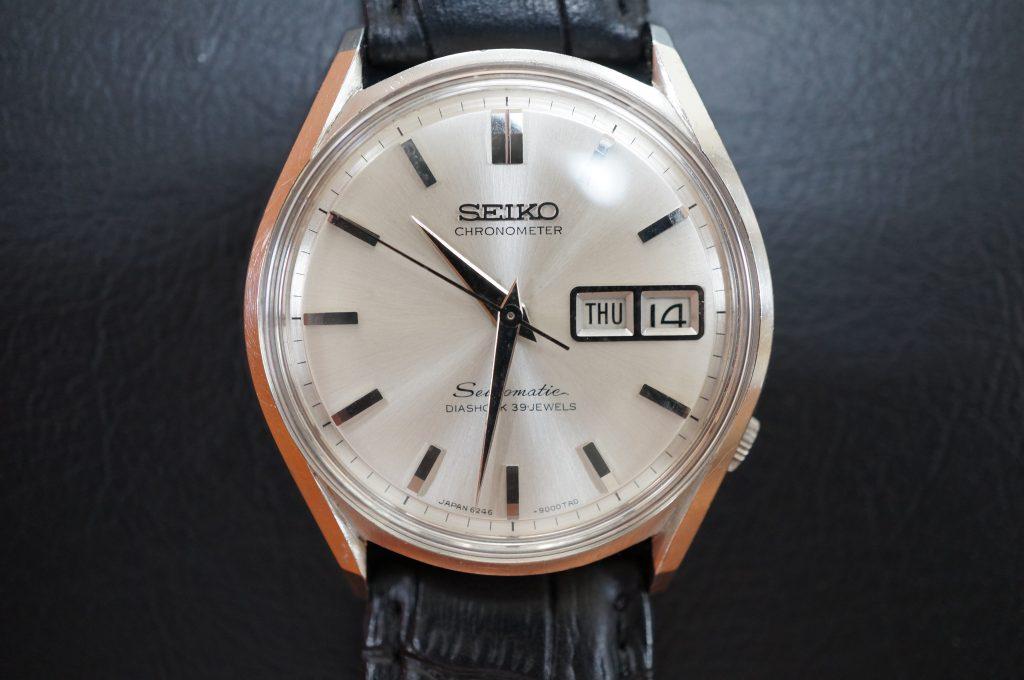 No.991  SEIKO  (セイコー) 自動巻き腕時計を修理しました