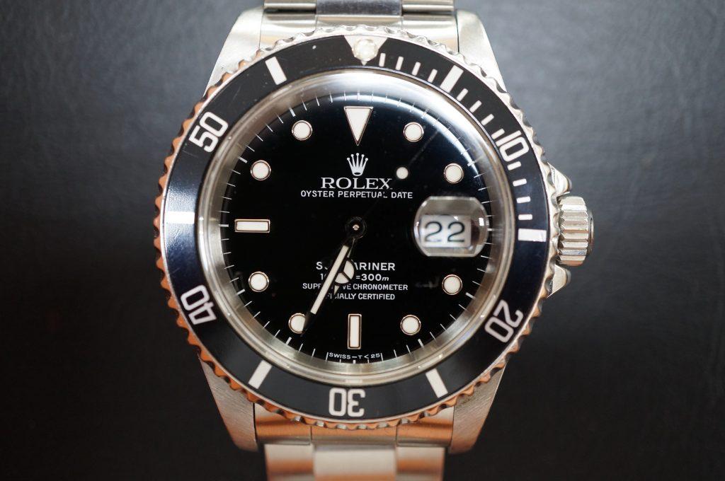 No.1010  ROLEX (ロレックス ) 自動巻き腕時計を修理しました