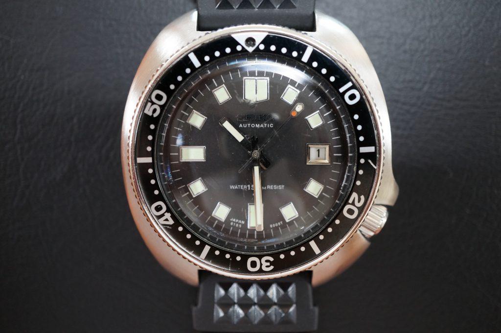 No.1027  SEIKO (セイコー ) 自動巻き腕時計を修理しました