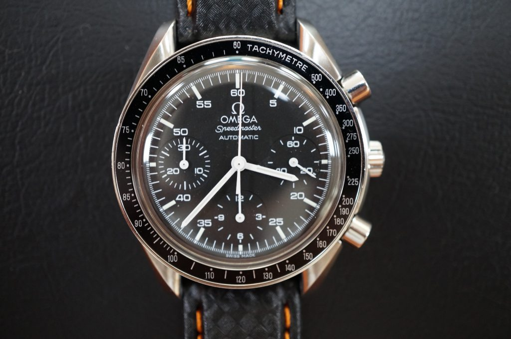 No.1025  OMEGA Speedmaster (オメガスピードマスター) 自動巻き腕時計を修理しました