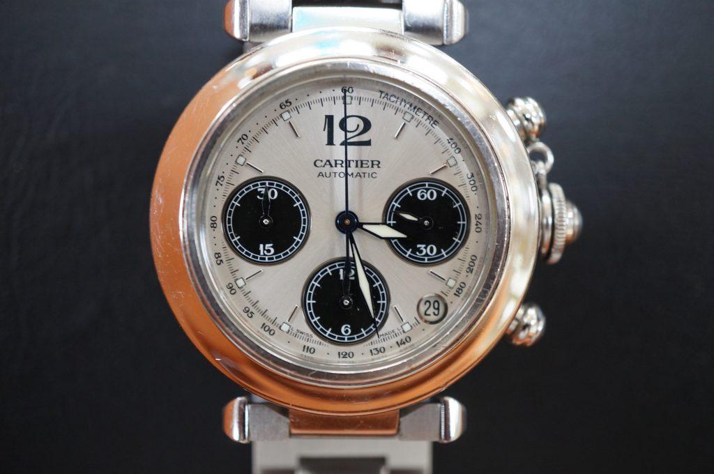 No.1026  CARTER (カルティエ ) 自動巻き腕時計を修理しました