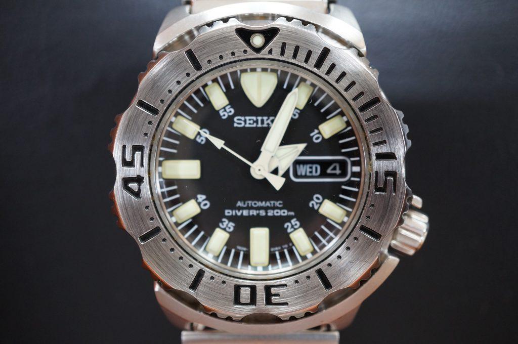 No.1021  SEIKO (セイコー ) 自動巻き腕時計を修理しました