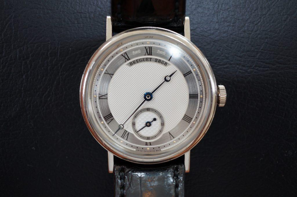 No.1049  BREGUET2828 (ブレゲ ) 自動巻き腕時計を修理しました