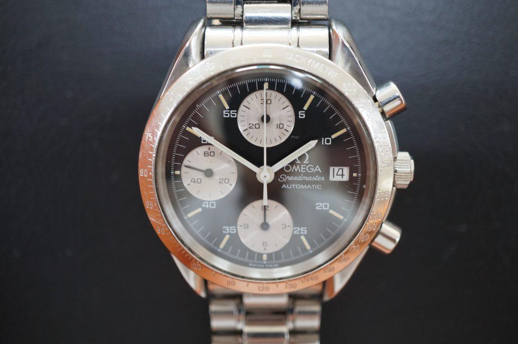 No.1060  OMEGA Speedmaster (オメガスピードマスター) 自動巻き腕時計を修理しました