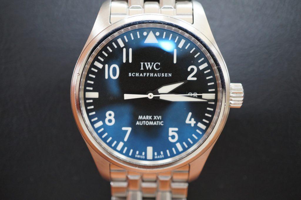 No.1067  IWC  (インターナショナル・ウォッチ・カンパニー) 自動巻き時計を修理しました