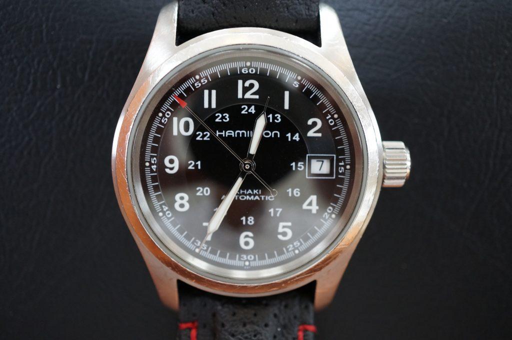 No.1110  HAMILTON (ハミルトン) 自動巻き腕時計を修理しました