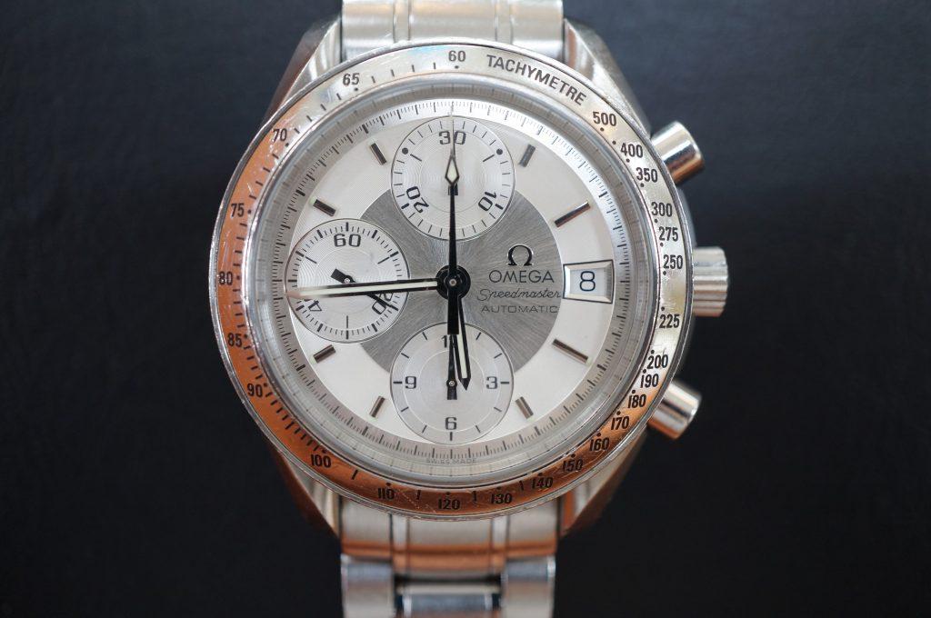 No.1106  OMEGA Speedmaster (オメガスピードマスター) 自動巻き腕時計を修理しました