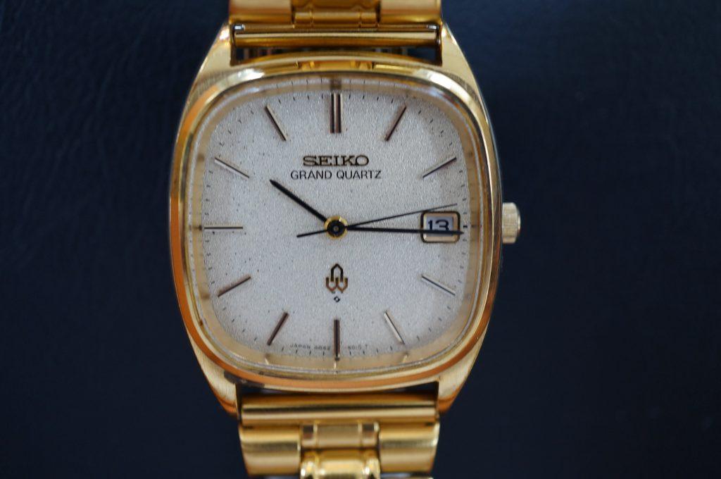 No.1103  SEIKO (セイコー) クォーツ式腕時計を修理しました