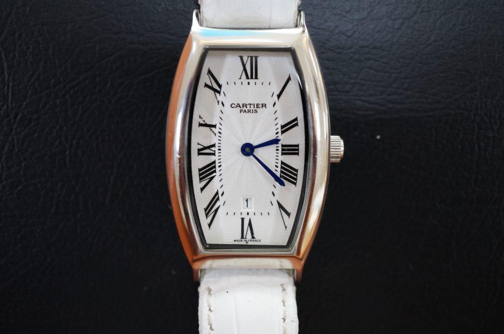 No.1122  CARTER (オリジナル) クォーツ式腕時計を修理しました