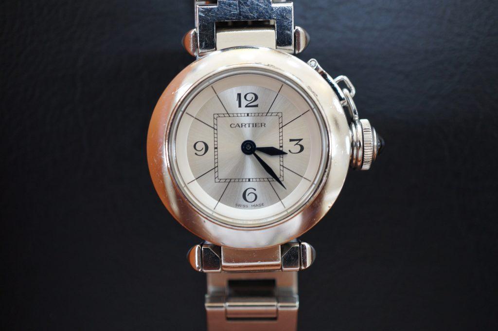 No.1132  CARTER (カルティエ ) 自動巻き腕時計を修理しました