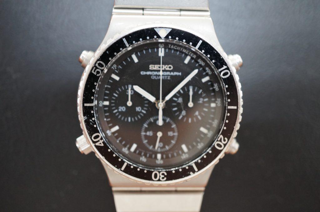 No.1157  SEIKO (セイコー) クォーツ式腕時計を修理しました