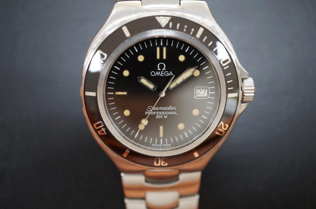 No.1156  OMEGA (オメガ) クォーツ式腕時計を修理しました
