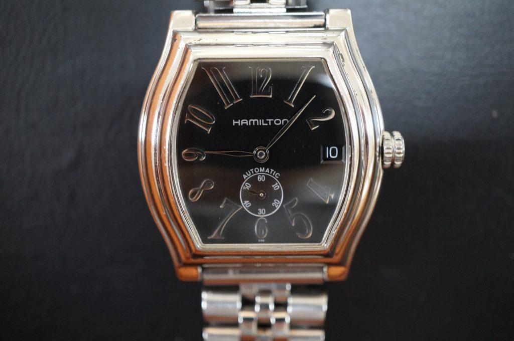 No.1179  HAMILTON (ハミルトン) 自動巻き腕時計を修理しました